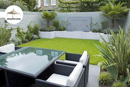 حدائق منزلية صغيرة خارجية, حدائق منزلية في السعودية, أجمل الحدائق المنزلية البسيطة للبيت, حدائق منزلية جميلة للفلل, ديكورات حدائق صغيرة وجميلة